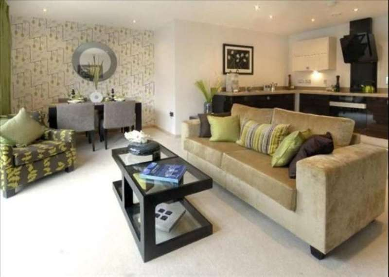 2 Bedrooms Apartment Flat for sale in Tequila Wharf, Limehouse