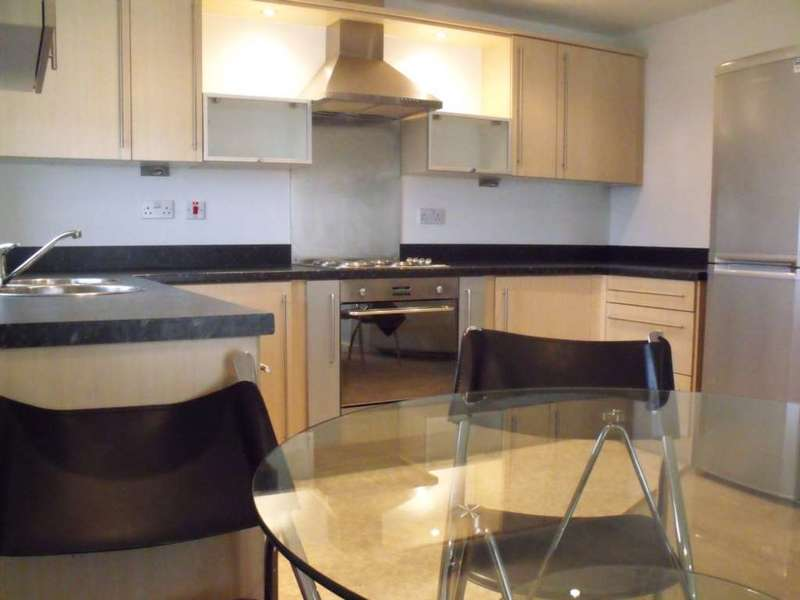 2 Bedrooms Apartment Flat for sale in Elmira Way, Salford Quays