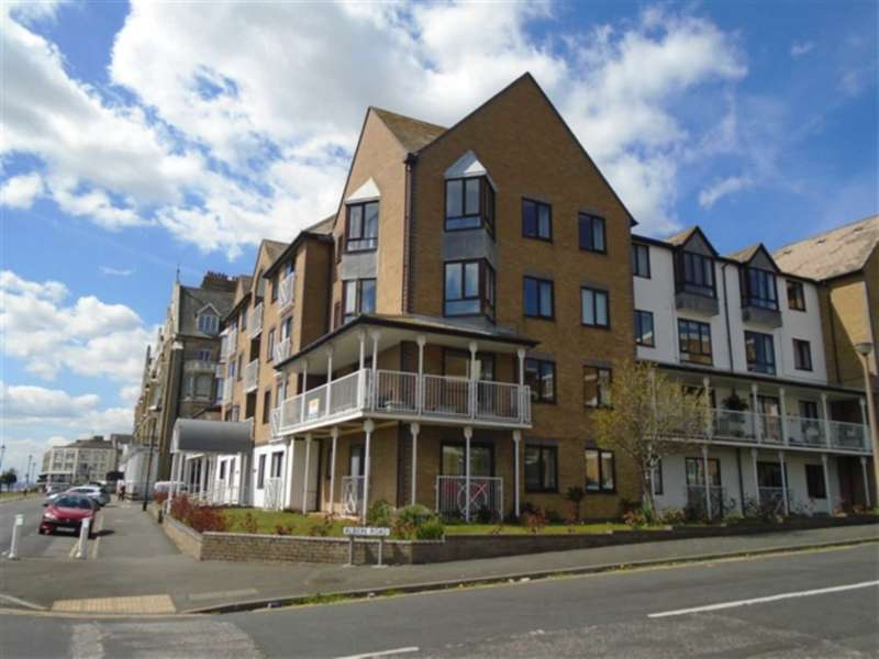 1 Bedroom Retirement Property for sale in Victoria Parade, Ramsgate