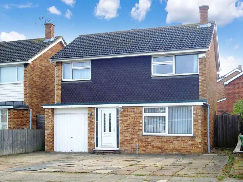 4 Bedrooms Detached House for sale in Melrose Ave, Bletchley