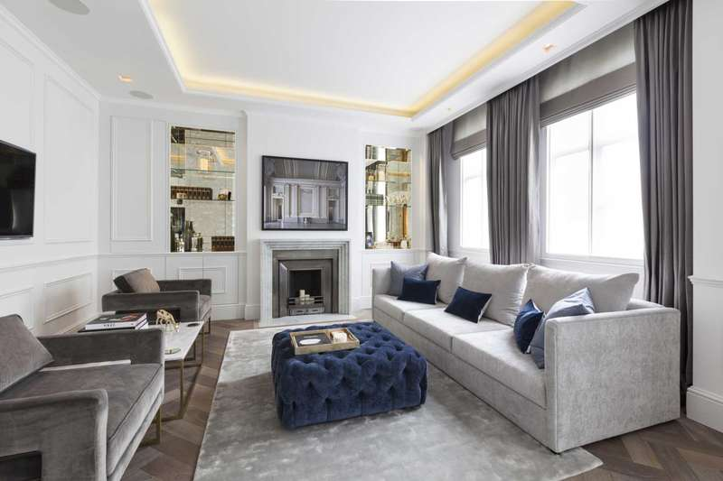 4 Bedrooms Apartment Flat for sale in Chiltern Court, Marylebone NW1