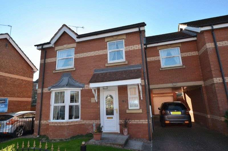 4 Bedrooms Detached House for sale in Laurel Way, Scunthorpe