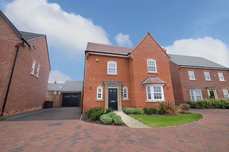 4 Bedrooms Detached House for sale in The Bower, Kempston, Bedford