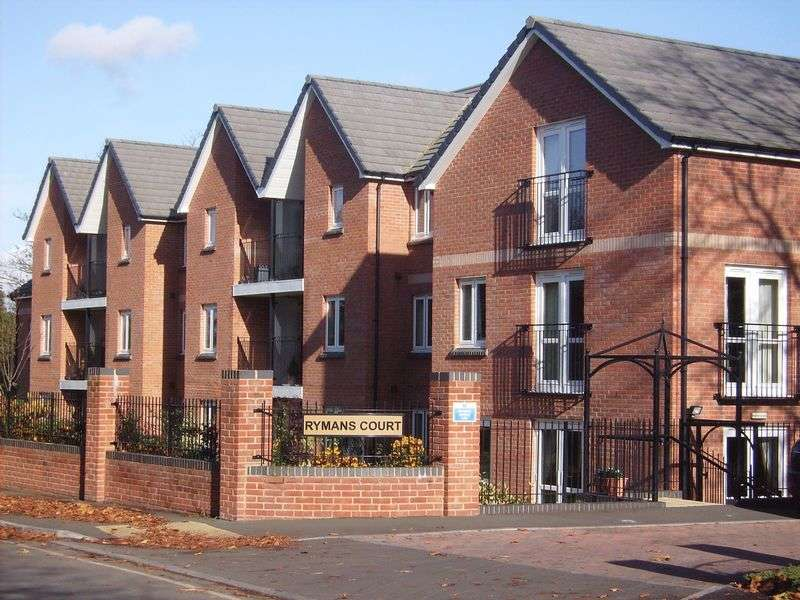 1 Bedroom Retirement Property for sale in Rymans Court, Didcot, OX11 7GZ