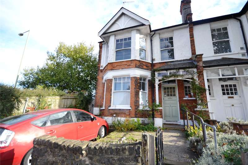3 Bedrooms End Of Terrace House for sale in High Road, East Finchley, London, N2