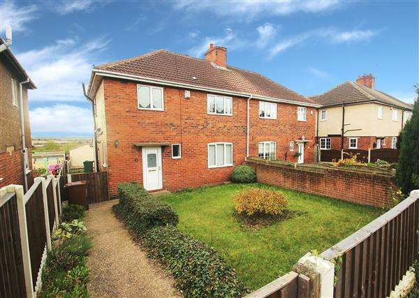 3 Bedrooms Semi Detached House for sale in Main Street, Upton