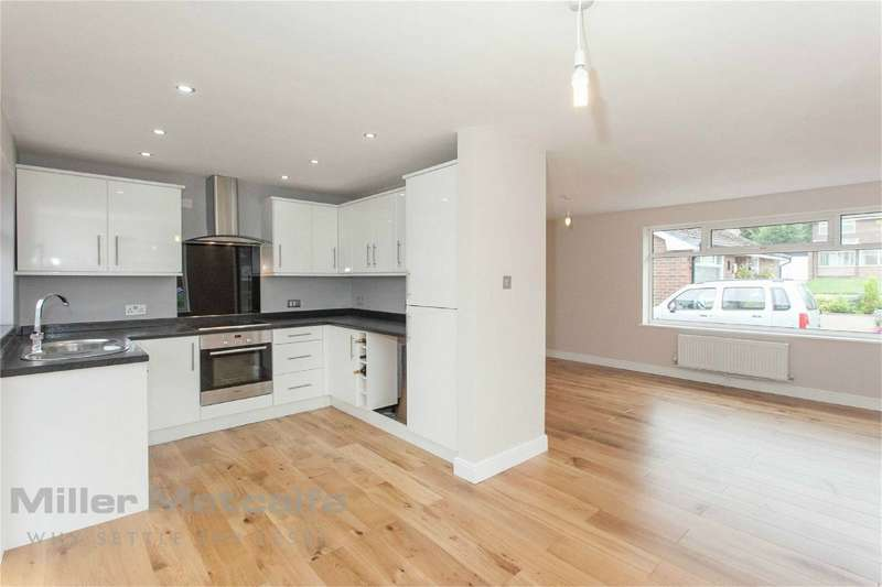 3 Bedrooms Terraced Bungalow for sale in Low Green, Atherton, Manchester, Lancashire