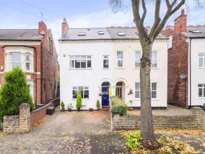 5 Bedrooms Semi Detached House for sale in Haywood Road, Mapperley, Nottingham