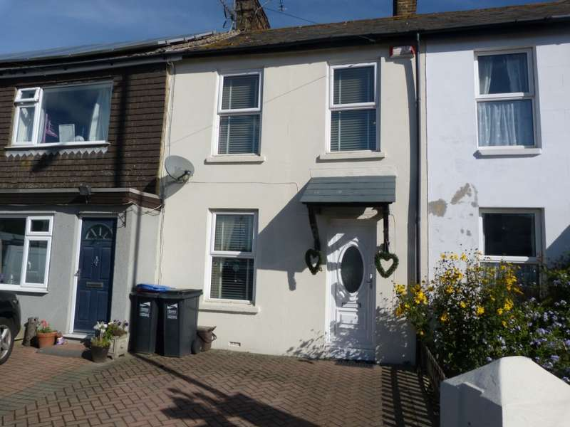 2 Bedrooms Terraced House for sale in Westwood Road, Broadstairs