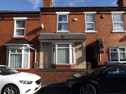 3 Bedrooms Terraced House for sale in Windmill Street, Wednesbury, West Midlands