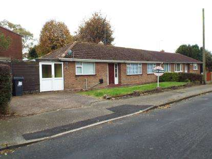 2 Bedrooms Bungalow for sale in Castle Street, Walsall, West Midlands