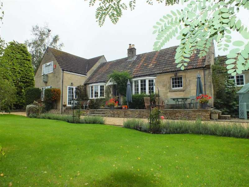 4 Bedrooms Detached House for sale in Goodes Hill, Gastard, Corsham, Wiltshire, SN13