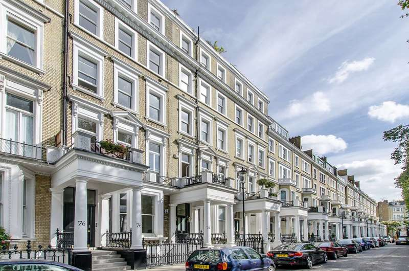 1 Bedroom Flat for sale in Lexham Gardens, Kensington, W8