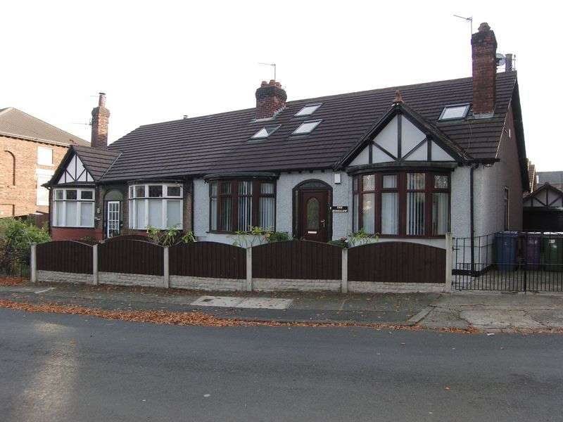 5 Bedrooms Semi Detached Bungalow for sale in Walton Park, Liverpool
