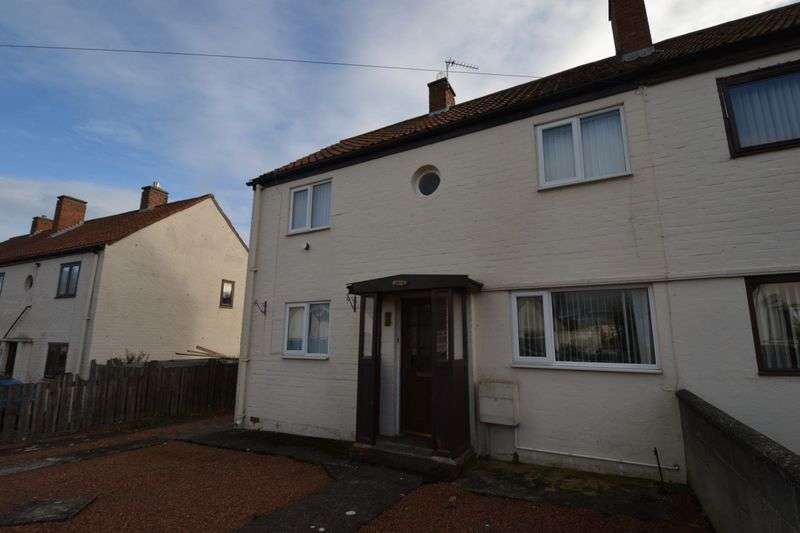 2 Bedrooms Semi Detached House for sale in Cragview Road, Belford