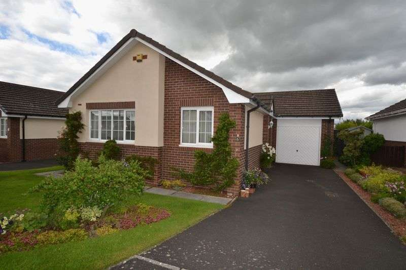 3 Bedrooms Detached Bungalow for sale in Westview, Alnwick
