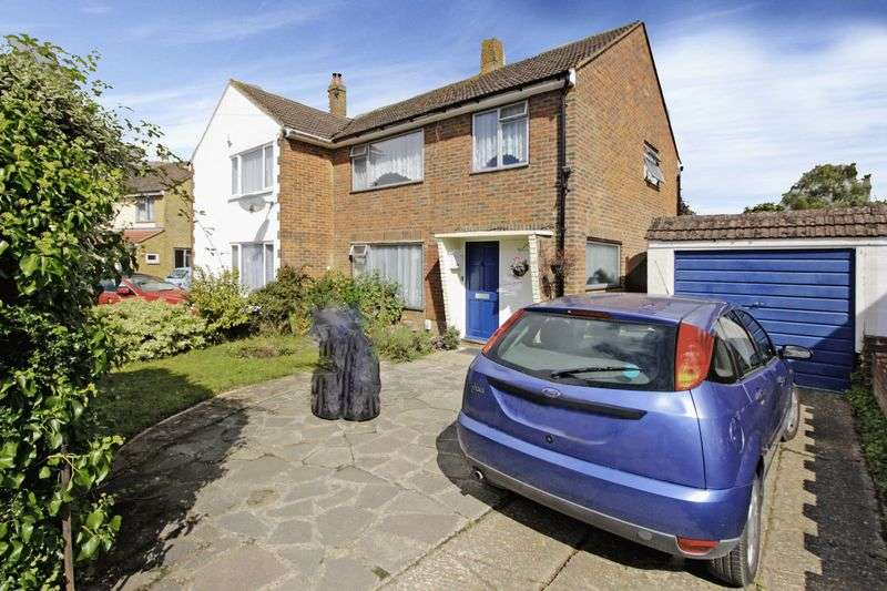 3 Bedrooms Semi Detached House for sale in Extended three bedroom property, close to High Street and countryside