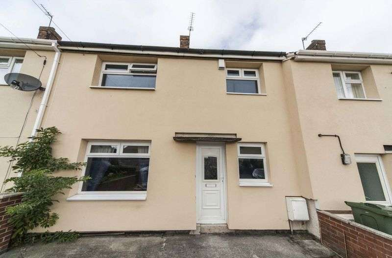 3 Bedrooms Terraced House for sale in Denbigh Road, Billingham