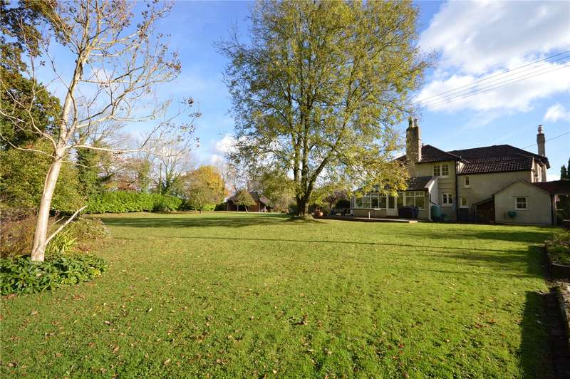 4 Bedrooms Detached House for sale in Eastwood Park, Falfield, Wotton-under-Edge, Gloucestershire, GL12