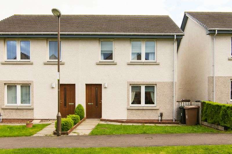 3 Bedrooms Semi Detached House for sale in 23 Gracemount House Drive, Gracemount, Edinburgh, EH16 6FD