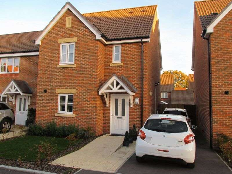 3 Bedrooms Detached House for sale in Jellicoe Drive, Southampton