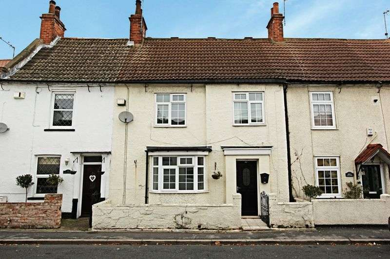 3 Bedrooms Terraced House for sale in Swinegate, Hessle