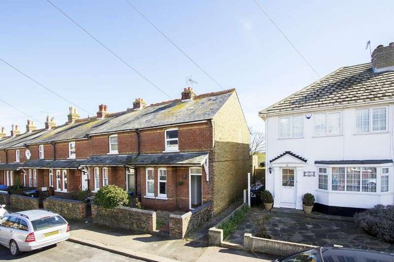 2 Bedrooms Terraced House for sale in Richborough Road, Westgate-on-Sea