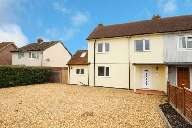 3 Bedrooms Semi Detached House for sale in Mortimer Rd,, Reading, Berkshire, RG7 1LA