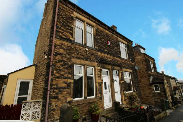 2 Bedrooms Semi Detached House for sale in Cottingley Road, Bradford, West Yorkshire, BD15 9JN