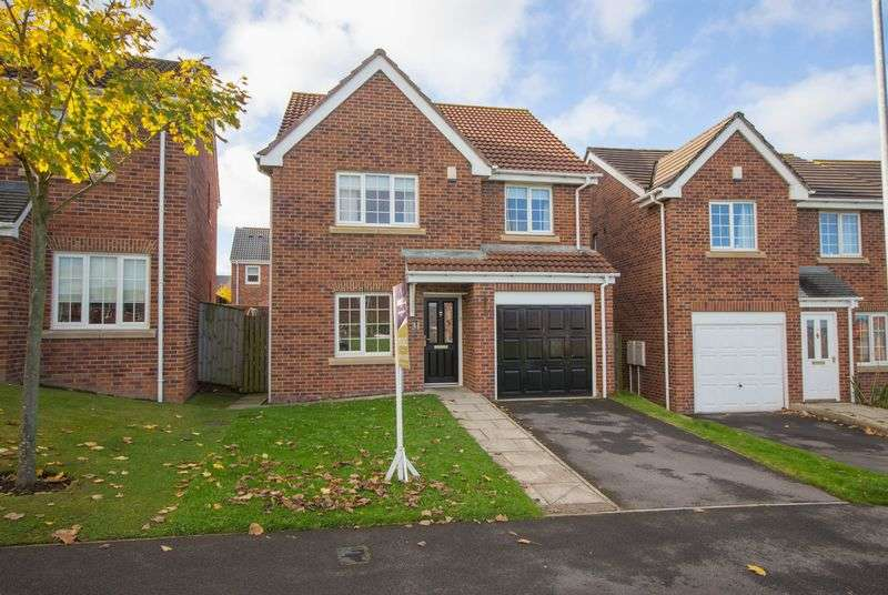 4 Bedrooms Detached House for sale in Pickering Drive, Blaydon