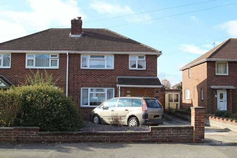 3 Bedrooms Semi Detached House for sale in Headlands Grove,Upper Stratton