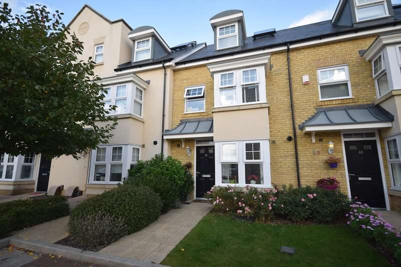 4 Bedrooms Town House for sale in Erickson Gardens, Bromley, Kent, BR2