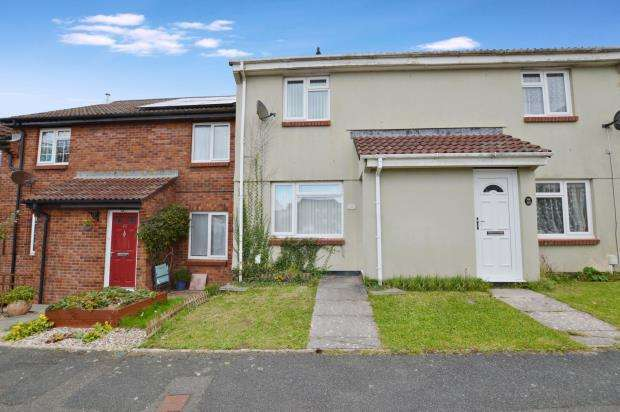 3 Bedrooms Terraced House for sale in Battershall Close, Staddiscombe, Plymouth, Devon