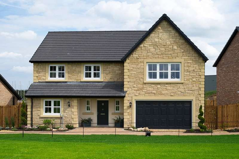 5 Bedrooms Detached House for sale in Eden Gate, Carlisle, CA3