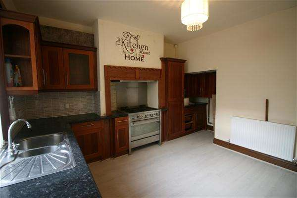2 Bedrooms Terraced House for sale in Ford Street, Burnley