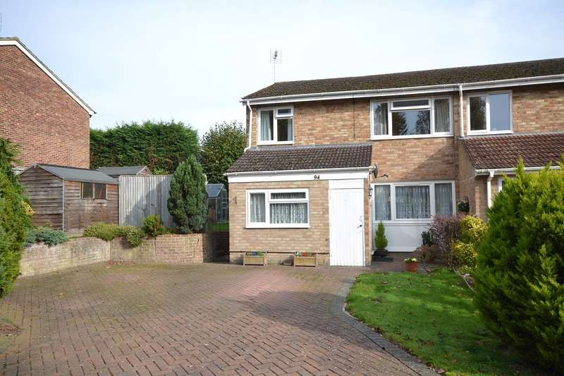 3 Bedrooms Semi Detached House for sale in Caversham Park