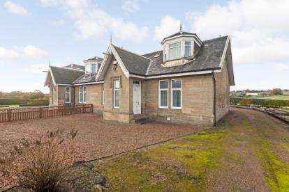 5 Bedrooms Semi Detached House for sale in Carlisle Road, Cleland, Motherwell, North Lanarkshire