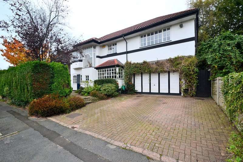 6 Bedrooms Detached House for sale in Windsor Road, Hazel Grove, Stockport SK7 4SW