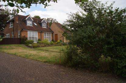 4 Bedrooms Detached House for sale in Longdale Lane, Ravenshead, Nottingham, Nottinghamshire