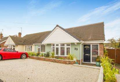 3 Bedrooms Bungalow for sale in Norfolk Road, Wigston, Leicester, Leicestershire