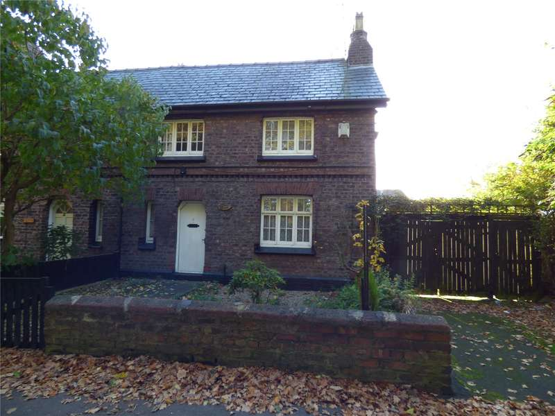 3 Bedrooms Terraced House for sale in Croxteth New Cottages Deysbrook Lan, Liverpool, L12