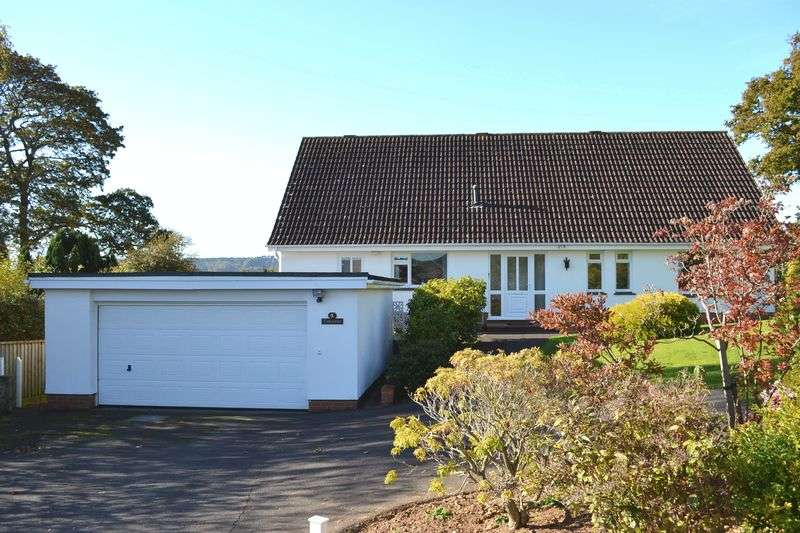 2 Bedrooms Detached Bungalow for sale in Coreway Close, Sidford, Sidmouth