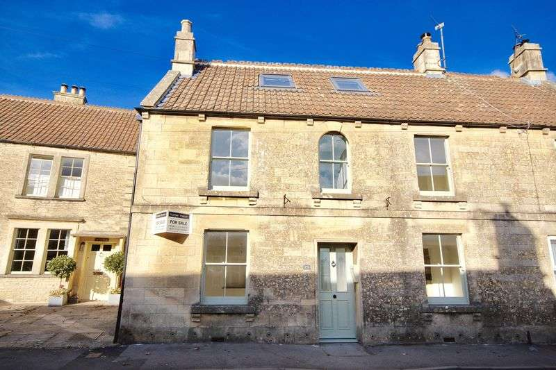 3 Bedrooms Semi Detached House for sale in Colerne, Wiltshire