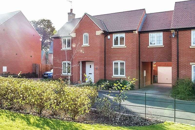 4 Bedrooms House for sale in Anson Road, Shepshed