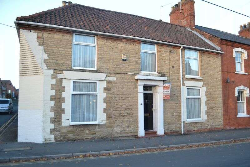 4 Bedrooms Semi Detached House for sale in King Street, Winterton