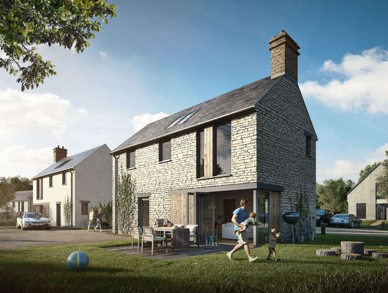 3 Bedrooms Detached House for sale in The Cottages at Silverlake, Dorchester