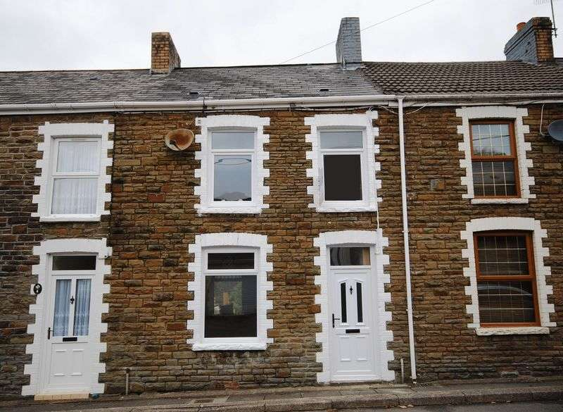 4 Bedrooms Terraced House for sale in 5 Tonmawr Road, Port Talbot, SA12 9UB