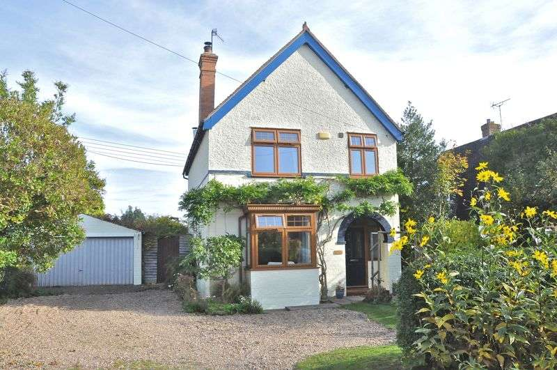 4 Bedrooms Detached House for sale in Lazy Lane, Fladbury, Pershore, WR10 2QL