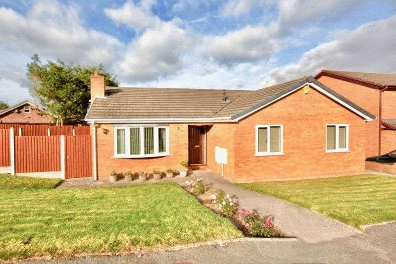 3 Bedrooms Detached Bungalow for sale in Caer Felin, Llanrhaeadr