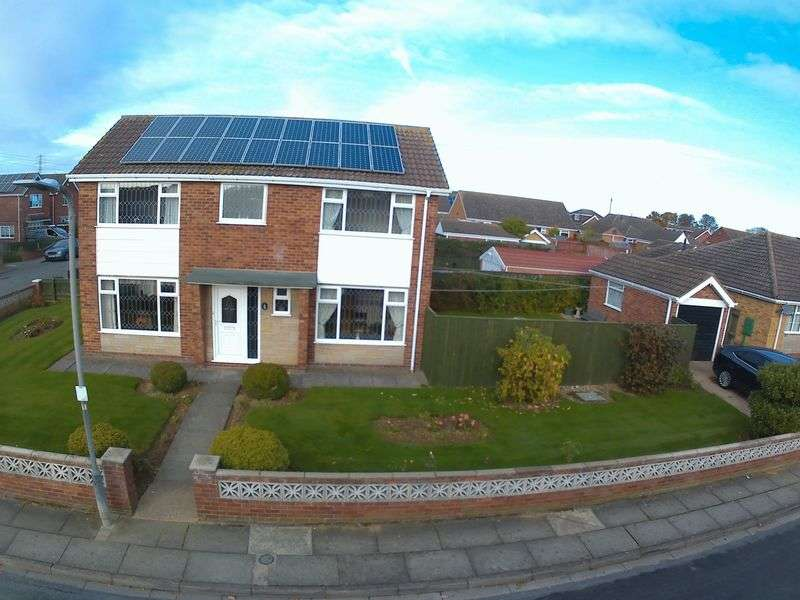 4 Bedrooms Detached House for sale in Sanctuary Way, Grimsby